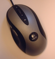 Logitech MX510 Performance Mouse (Blue)