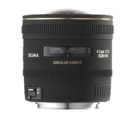 Sigma Fisheye Lenses