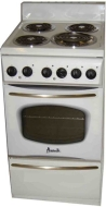 Avanti 20 in. Freestanding Electric Range
