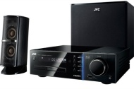 JVC NX-F7 - AV System - radio / DVD / USB flash player