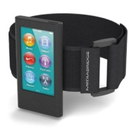 Mediabridge Armband for iPod Nano - 7th Generation (Black)