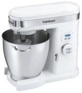 Cuisinart SM-70 7-Quart 12-Speed Stand Mixer, White