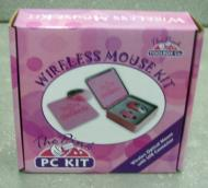 Pink Toolbox Co. PTC007 Wireless Mouse Kit