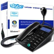 Sogatel - Skype compatible USB High Definition video phone - XP Vista