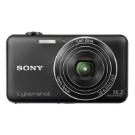 Sony Cyber-shot 16.1MP, 720p HD, 8X Optical Zoom Digital Camera with Software - Pink