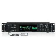 Technical Pro HB3502U Amplifier Equipment, Black