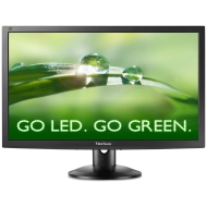 "Viewsonic - VG2732m-LED 27"" LED LCD Monitor - 3 ms - Black VG2732m-LED"