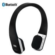 August EP630 Bluetooth Wireless Stereo Headphones - Soft Cushioned Headset with built-in Microphone and Rechargeable Battery - Compatible with Mobile