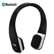 August EP630 Auriculares de Diadema Abiertos Bluetooth - Auriculares con Micrófono Integrado y Pila Recargable - Compatible con Teléfonos Móviles, iPh