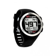 Easy Green WR67 Montre de golf GPS avec informations sur les dangers Noir