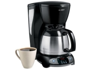 Mr. Coffee Programmable Coffee Maker with Thermal Carafe