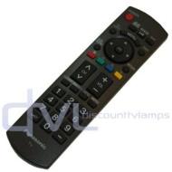 Panasonic N2QAYB000321 Replacement Remote Control