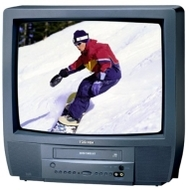 Toshiba MV19K1 19-Inch TV/VCR Combination