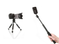 Veho VCC-A019-MP DuoPod Compact Multifunction Tripod and Monopod for Action Cameras and Digital Cameras