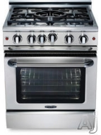 GCR305L Capital 30&quot; Precision Series Gas Convection Range 5 Burners with Power Wok - Liquid Propane