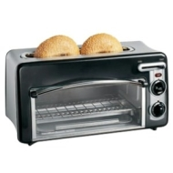 Hamilton Beach Toastation 22708 2-Slice Toaster Oven