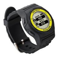 Izzo Montre GPS de golf Noir Petit modèle