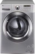 LG Front Load Electric Dryer DLEX3360