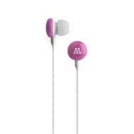 Muse MU-SMAP The Smarty In-Ear noise isolating Headphones - Pink