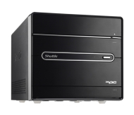 Shuttle XPC Glamor Series SP45H7 - SFF - RAM 0 MB - no HDD - no graphics - Gigabit Ethernet - Monitor : none