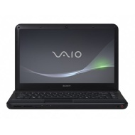 Sony VAIO VPC-EA45FX/BJ 14-Inch Widescreen Entertainment Laptop (Black)