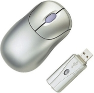 Targus Wireless Scroller Mini Mouse
