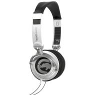 Marc Ecko Unltd EKU-MTN-WHT Motion Over-the-Ear Headphones (White)