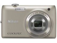 NIKON COOLPIX S4150 14MP SILVER FREE 932147 PENDRIVE RETRAX 8GB