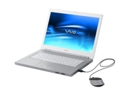 Sony VAIO VGN-N150G/W 1.6 GHz Intel Core Duo Laptop
