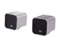 Trevi SH8420BT - hohe Leistung (60 W) Mini Bluetooth Lautsprecher für Smartphones, PC, Tablet silber