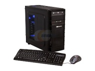 Ibuypower Gamer Power 572d3 Desktop Pc Amd Fx-series Fx-4100(3.6ghz) 8gb Dd