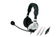Digitus DA-12200 Stereo Multimedia Headset with Microphone