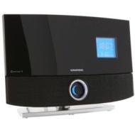 Grundig CDS 8000 ENC - Minicadena (reproductor de CD y MP3, USB 2.0), color negro