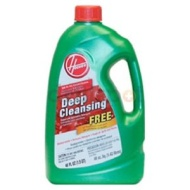 Hoover 40311048 Deep-Cleansing Fragrance-Free Carpet/Upholstery Detergent, 48 Ounces