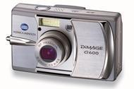 Konica Minolta DiMAGE G600