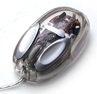 MICROII Optical Micro Mouse (Optical - USB)