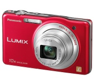 Panasonic SZ1 16 Megapixel Digital Camera Violet