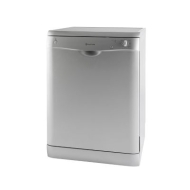 Russell Hobbs Freestanding Silver Dishwasher