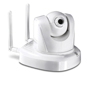 TRENDNET PROVIEW WIRELESS N PAN/TILT/ZOOM INTERNET CAMERA [tv-ip602wn]