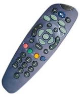 The Original Sky Remote Control.