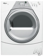 Whirlpool Front Load Electric Dryer WED8300S