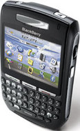 BlackBerry 8707g - BlackBerry - WCDMA (UMTS) / GSM - QWERTY