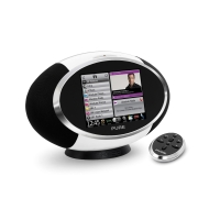 PURE Sensia Digital Audio System with Wi-Fi and Colour Touchscreen - White