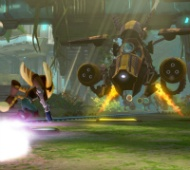 Ratchet and Clank: Full Frontal Assault- PS3