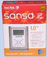 Sandisk Sansa e140