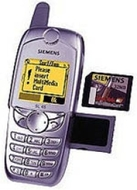 Siemens mobile MP3