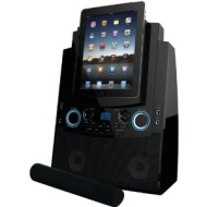 The Singing Machine Karaoke Player for iPad - Black (iSM990)