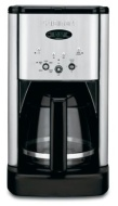 "Cuisinart Stainless Steel Brew Centralâ""¢ 12-Cup Programmable Coffee Maker"