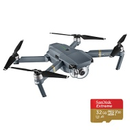 DJI Mavic Pro Combo Kit + SD Card