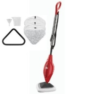 Dirt Devil PD20000B Easy Steam Deluxe 1500-Watt Steam Mop with Bonus Pads